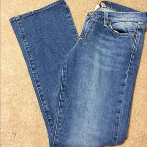 Lucky Brand Medium Wash Sweet N Low Jeans